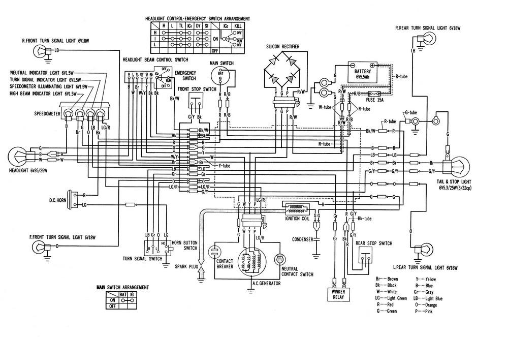 Enjoyable Wiring Diagram K2 Thru K6 Ct90 Wiring Digital Resources Indicompassionincorg