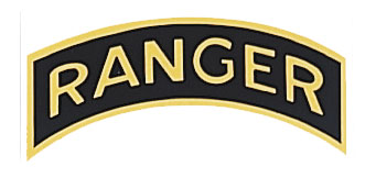 RANGER DECAL