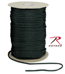NYLON PARACORD 550LB 600 FT SPOOL / BLACK