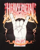 The Heavy Metal Activity Book