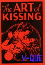 The Art of Kissing Informational Pamphlet