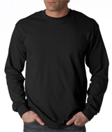 Gildan Ultra Cotton Long Sleeve T-shirts 2400
