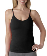 Bella 960 Ladies' Cotton/Spandex Shelf-Bra Tank Top