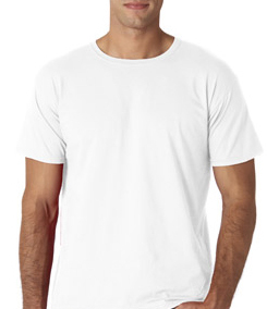 Gildan Blank T-shirts Wholesale - Ultra and Heavy Cotton White T ...