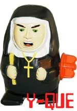 Nunzilla �Wind-Up Sparking Toy  - Out of Stock