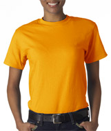 Athletic Orange Beefy Tee shirts
