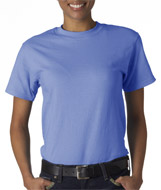 Carolina Blue Hanes Beefy Ts Shirts Wholesale - 5180