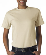 Natural Hanes Beefy T Shirts whole sale 5180