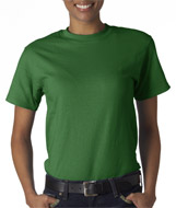 Kelly Green Hanes Beefy-ts shirts - wholesale 5180