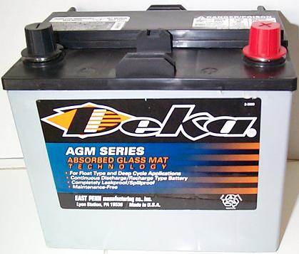 12 Volt 12v Toyota Prius Auxiliary Battery For 2001 2002 2003 With Installation Kit