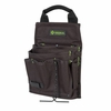 Greenlee 0158-17 Tool Caddy With Pouch, 7 Pocket