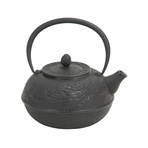 Japanese style teapots - Cast iron teapot dragon ...