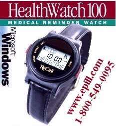 Alarm Watch HealthWatch Windows PC Software