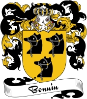 bonnin family crest