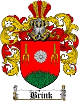 brink family crest coat of arms