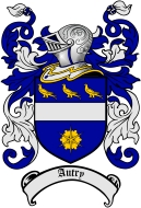autry family crest coat of arms