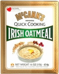 McCann's Quick Cooking Irish Oatmeal, Case Of 6