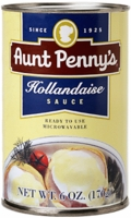 Aunt Penny's Ready To Use Hollandaise Sauce, 1 case, Free Shipping