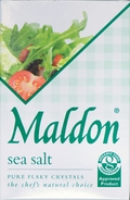 Maldon British Sea Salt and Smoked Sea Salt