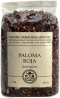 India Tree Red Popcorn - Paloma Roja