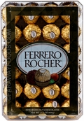 Ferrero Rocher Fine Hazelnut Chocolates