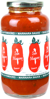 San Marzano Pasta Sauces by Simpson Imports, 6 PK