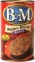 B&M Brown Bread with Raisins