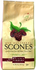 Sticky Fingers Bakeries Scone Mixes, Case of 6