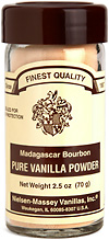 Nielsen-Massey Madagascar Bourbon Pure Vanilla Powder