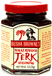 Busha Browne Jamaican Jerk Seasoning