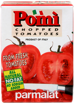 Pomi Tomato Products