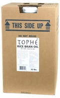 Rice Bran Oil - Great for Frying