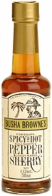 Busha Browne Hot Pepper Sherry
