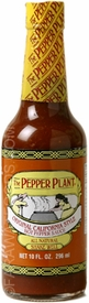 The Pepper Plant Original California Style Hot Pepper Sauce