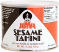 Joyva Sesame Tahini, Case of 12