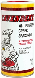Cavender's All Purpose Greek Seasoning
