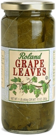 Roland Grape Leaves, Case of 12 Jars
