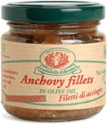 Rustichella d'Abruzzo Anchovy Fillets in Extra Virgin Olive Oil