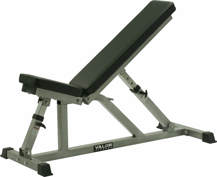 Valor Fitness Dd 3 Flat Incline Utility Weight Bench