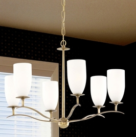 506 Hudson Valley Lighting Cortland Chandelier