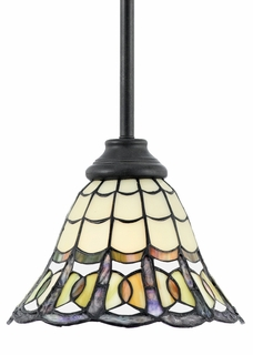 TFBE1509VB Quoizel Lighting Bethany Rod Hung Piccolo Pendant