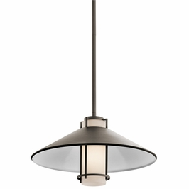49815OZ Kichler Tavistock 1Lt Outdoor Hanging Pendant (DISCONTINUED ITEM!)