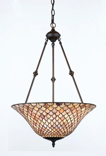 TFX19376A Quoizel Lighting Tiffany Pendant SPECIAL PRICING!!