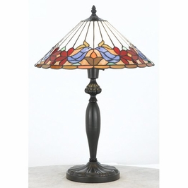 TFX292TVB Quoizel Lighting Tiffany Lamp SPECIAL PRICING!!