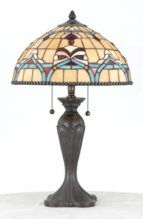 TFX426T Quoizel Lighting Tiffany Lamp SPECIAL PRICING!!