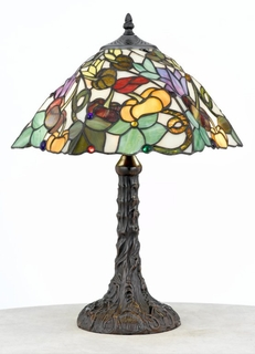 TFX430T Quoizel Lighting Tiffany Lamp SPECIAL PRICING!!