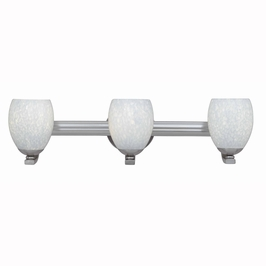 23123 Triarch International 3 Light Bath Vanity Light