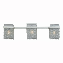 23183 Triarch International 3 Light Bath Vanity Light