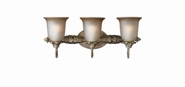 25213 Triarch International 3 Light Bath Vanity