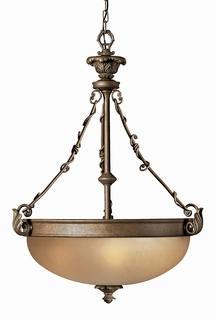 4982PZ Hinkley Lighting Bordeaux Five Light Foyer Pendant